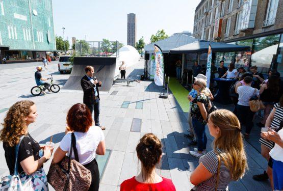 Slimmer Leven Huis laat bezoekers maatschappelijke meerwaarde technologie ervaren