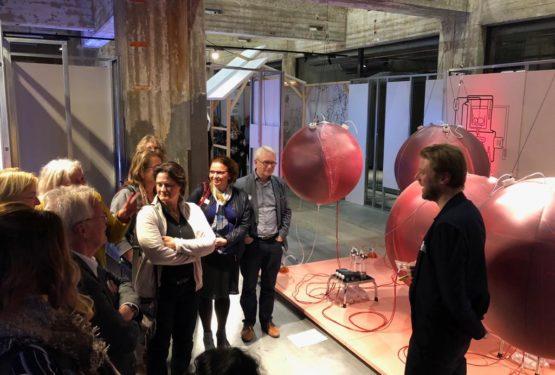 Zorginnovatienetwerk Brainport Eindhoven vraagt zich af hoe ver technologie in de zorg mag gaan tijdens DDW 2018