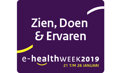 Infographic Nationale E-healthweek 2019