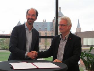 Provincies Antwerpen en Noord-Brabant tekenen samenwerkingsovereenkomst voor zorginnovatie
