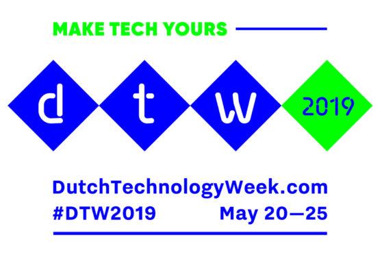 Dutch Technology Week komt eraan en start nieuwe campagne 'Make Tech Yours'