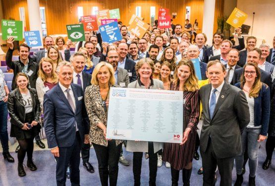 Brainport Eindhoven ondertekent samen met 150 partijen duurzame ontwikkelingsdoelstellingen