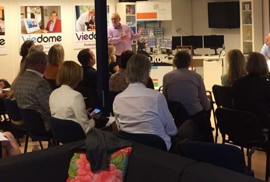 Directeur Zorginkoop VGZ Hans van Noorden treedt toe tot bestuur Coöperatie Slimmer Leven