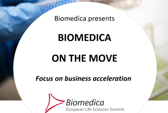 Biomedica on the Move: meld je nu aan!