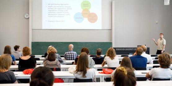 Slimmer Leven verzorgt Design Thinking workshop op SensUs 2019