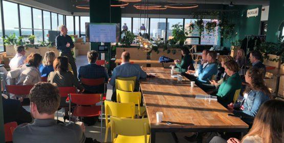 Nuttige interactieve informatiebijeenkomst Stimuleringsregeling E-health Thuis