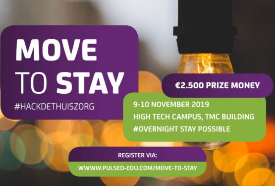 Move to stay – Hackaton van Tzorg
