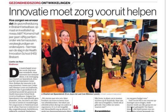 Succesvolle opening Health Innovation School Brabant