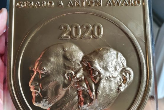 Gerard & Anton Awards uitgereikt