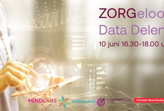 Webinar 'ZORGeloos Data Delen?'